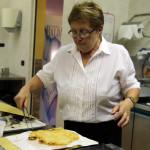 il viandante: mamma Franca e la burtleina