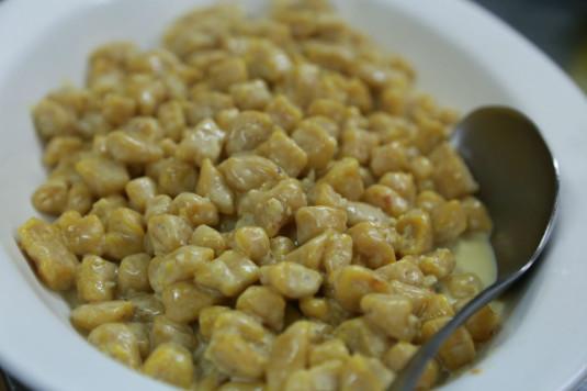 gnocchetti di zucca con salsa di noci