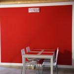 l'appartamento rosso